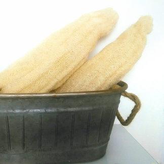 loofah, éponge végétale
