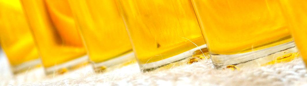 Les huiles sèches aromatiques pour 2019